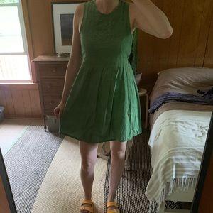 Dresses & Skirts - Steven Alan Kelly green dress